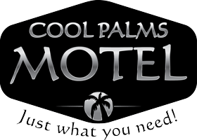 Cool Palms Motel Mackay Logo
